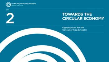 Relatórios de economia circular da Fundação Ellen MacArthur